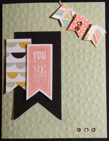 Perfect Pennants Card