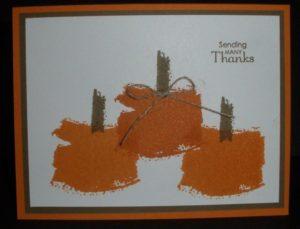 work of art pumpkin