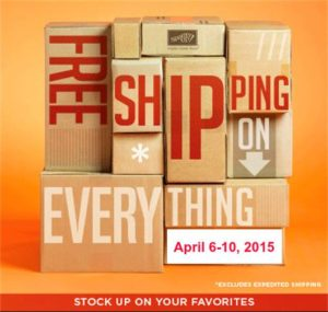 Free shipping blog icon