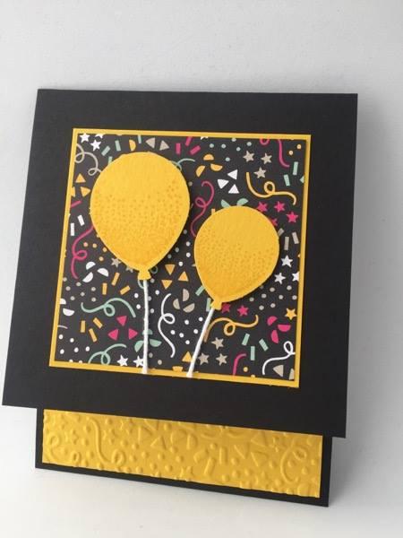 Birthday Card Inspiration Day 2 Stamp Mavenstamp Maven