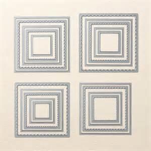 layering squares