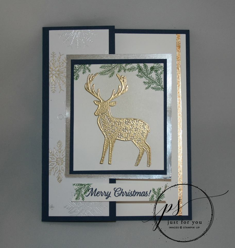 Stampin' Up!'s Merry Patterns