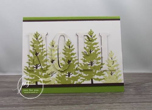 Fresh Eyes On Crafting Supplies - Double Duty Letters
