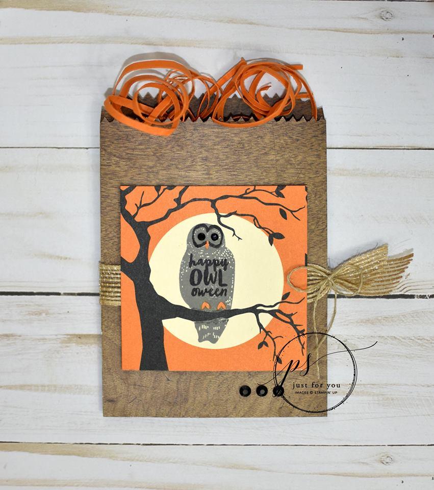 12 Weeks Of Halloween Week 5 - Happy Owloween