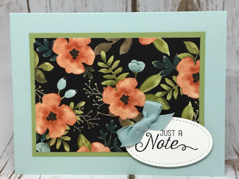 October 31 is the Last Day for Designer Series Paper Freebie