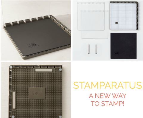 Stampin' Up! On Stage Highlight Reserve the NEW Stamparatus Nov.16