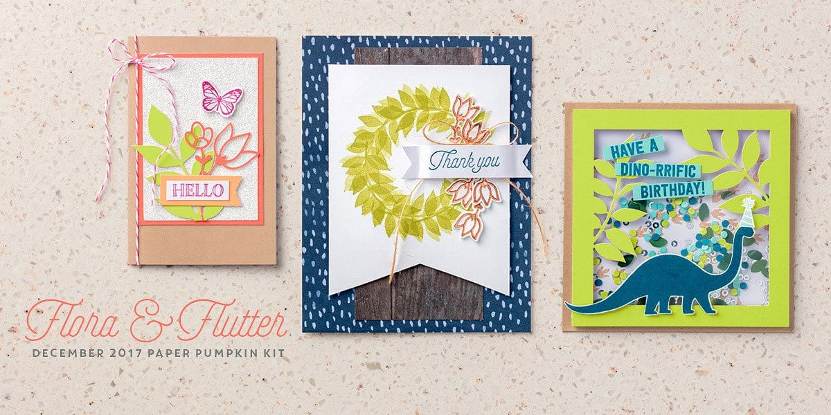 Meet Paper Pumpkin - your All in One Subscription Kit by Stampin' Up!