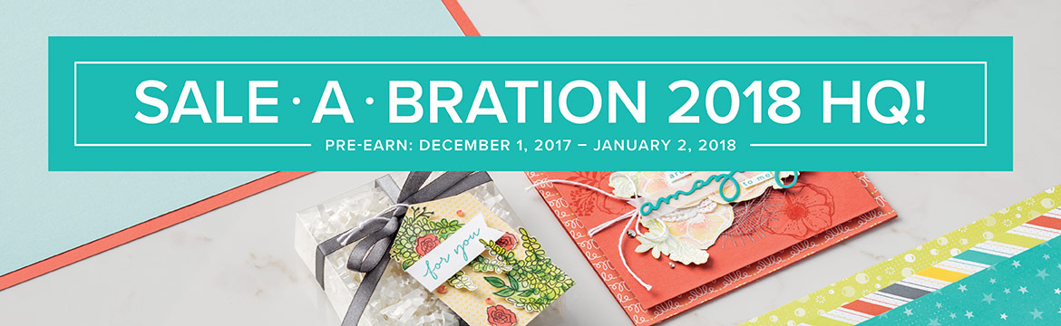 SHOP! HOST! EARN! Sale-A-Bration Starts Tomorrow!