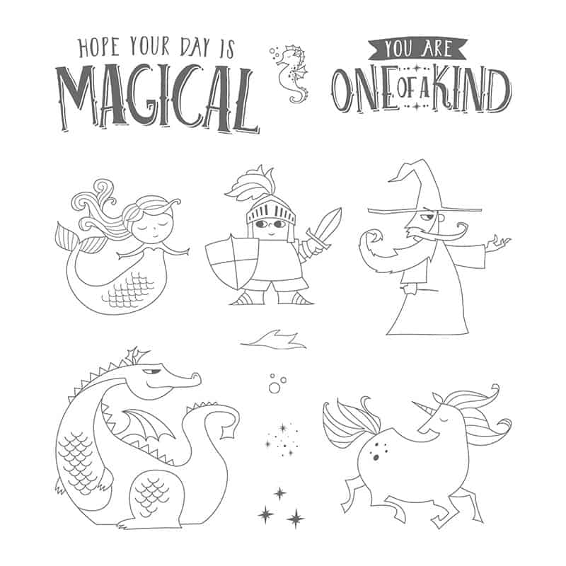 Happy Friday from the Magical Day Unicorn!