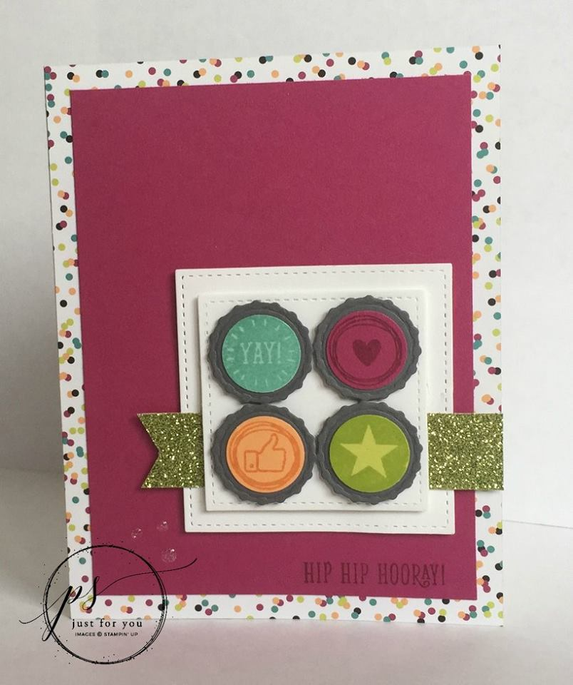 Myths & Magic Glimmer Paper NEW Sale-a-Bration Choice