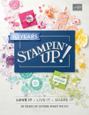 If You Purchased EVERYTHING in the 2018-2019 Stampin' Up! Catalog.....