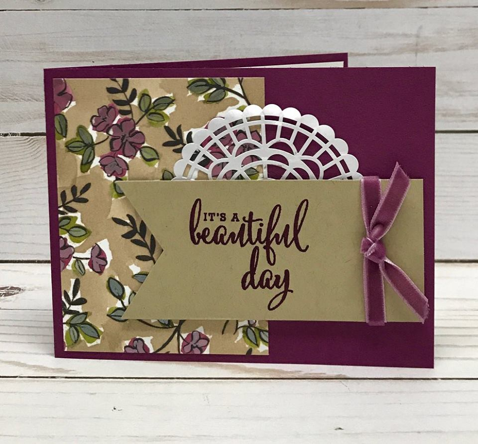 Stampin' Up! Wish List For You