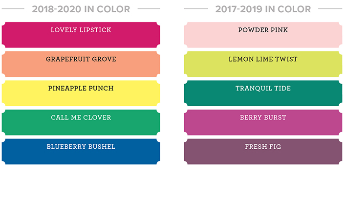 Color Revamp 2018 is Almost Here!