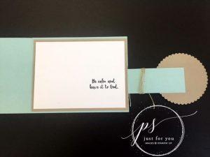 Lilypad Lake Card PDF Tutorial
