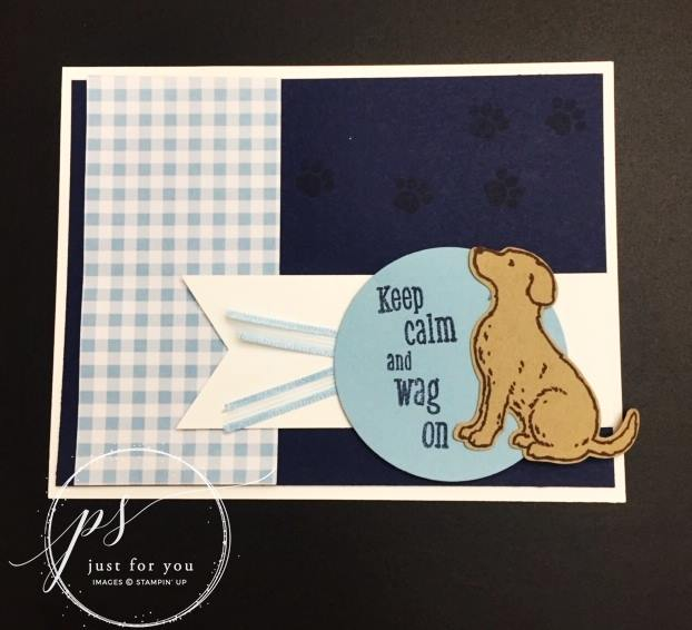 Stampin' Up!'s Happy Tails Bundle