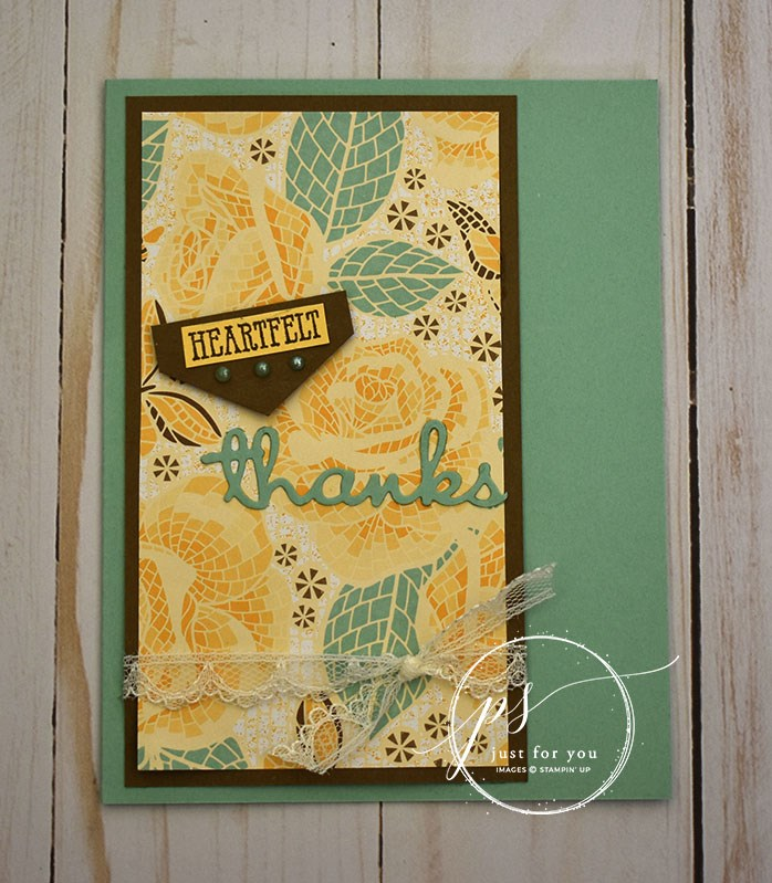 Stampin' Up! New Catalog Excitement