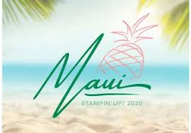 2020 Stampin' Up! Incentive Trip