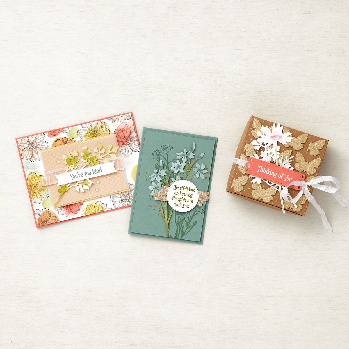 all occasion cards using quiet meadow bundle