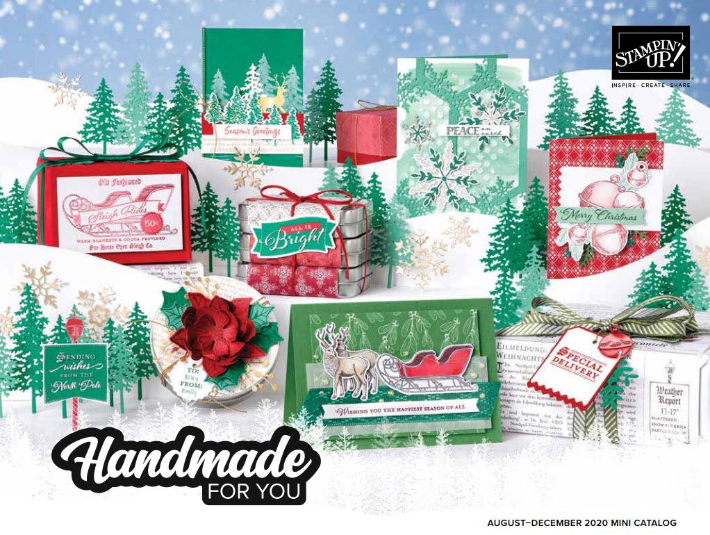 2020 Holiday Catalog